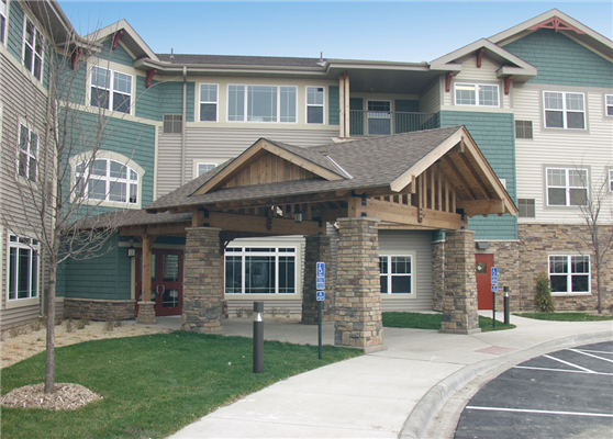 Creating Community-Based Senior Living Facilities