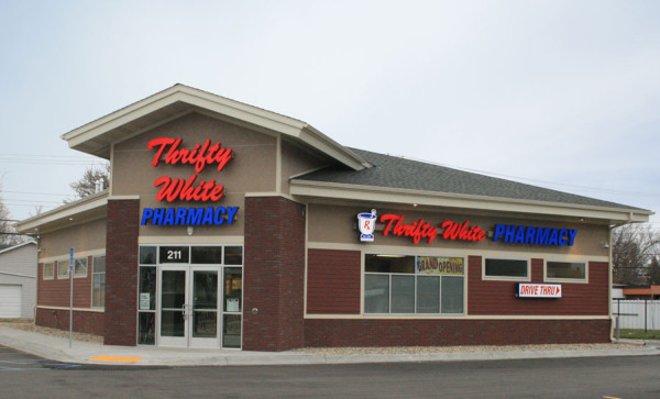 Shingobee's Thrifty White Pharmacy Projects in the News