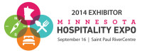 See Us at the Minnesota Hospitality Expo